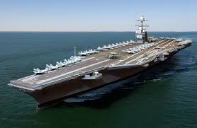 gerald R ford carrier