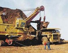 truckand shovel