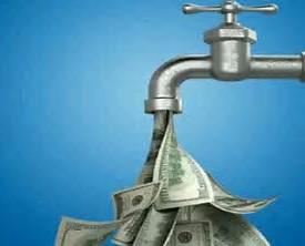 money spigot