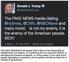 media are the enemy