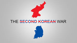 second korean war