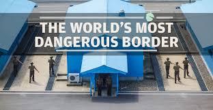 dangerous border